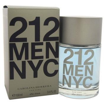 Carolina Herrera - 212 Men After Shave 3.4 oz. (No Color) - Beauty