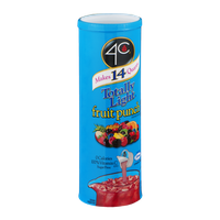 4C Totally Light Fruit Punch Drink Mix
