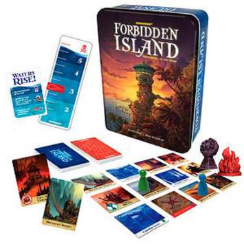 Gamewright Forbidden Island Ages 10+, 1 ea