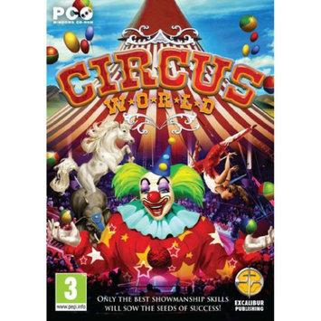 Digital Interactive Excalibur Publishing Circus World PC