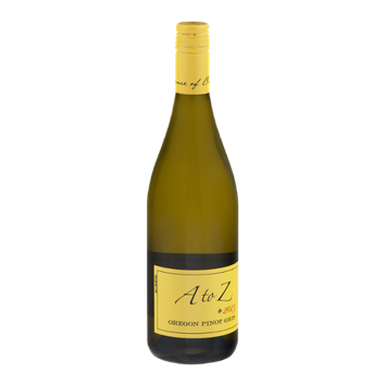 A to Z 2013 Oregon Pinot Gris