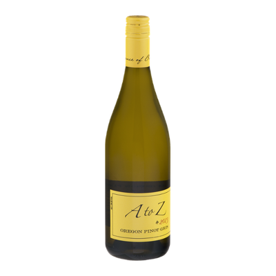 A to Z 2013 Oregon Pinot Gris