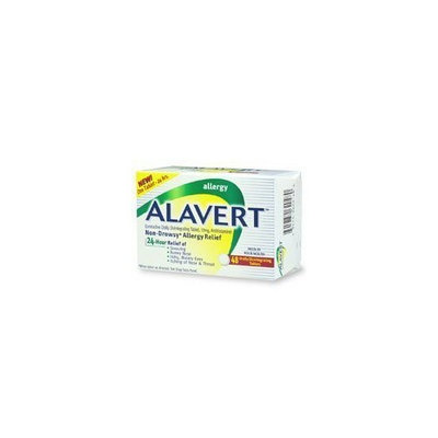 Alavert 24 Hour Non Drowsy Allergy Relief Orally Disintegrating Tablets - 48 ea