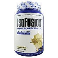 Gaspari Nutrition IsoFusion Premium Whey Isolate 25g Vanilla Cream