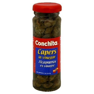 Conchita Foods Capers In Vinegar, 2-Ounce (Pack of 24)