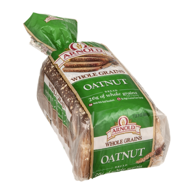 Arnold Whole Grains Bread Oatnut