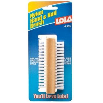 Lola Hand and Nail Brush, Wood
