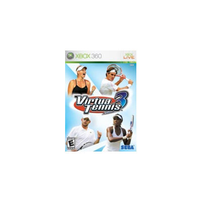 Sega Virtua Tennis 3