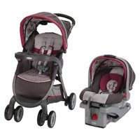 Graco FastAction Fold Click Connect Travel System - Monarch