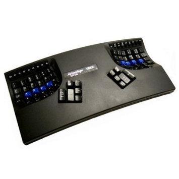 Kinesis Advantage USB Contoured Keyboard Black Keyboard