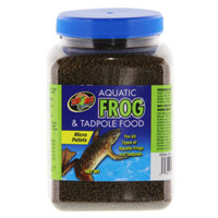 Zoo MedTM Aquatic Frog and Tadpole Food
