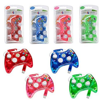 Performance Designed Products Rock Candy Wired Controller Xbox 360