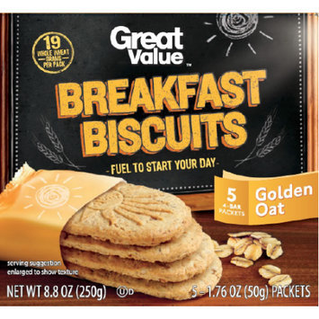 Hearthside Food Solutions Great Value - Breakfast Biscuit