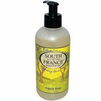 South of France Liquid Soap Refreshing Lemon Mint 12 fl oz