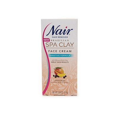 Nair Spa Clay Sensitive Face Cream