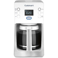 Cuisinart PerfecTemp 14-Cup Programmable Coffeemaker, White
