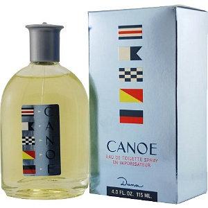 Dana Canoe Men's Eau De Toilette Spray
