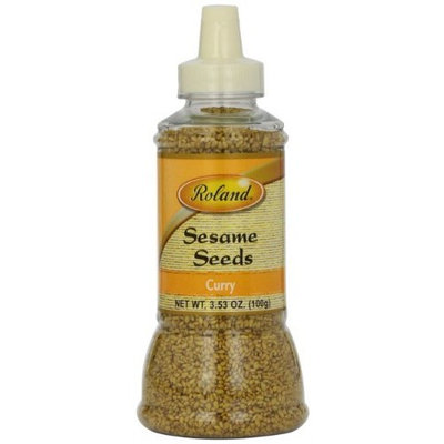 Roland Curry Sesame Seeds, 3.53-Ounce (Pack of 6)