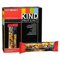KIND Fruit + Nut Nut Delight Bars