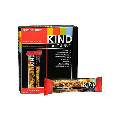 KIND Fruit + Nut Nut Delight Bars