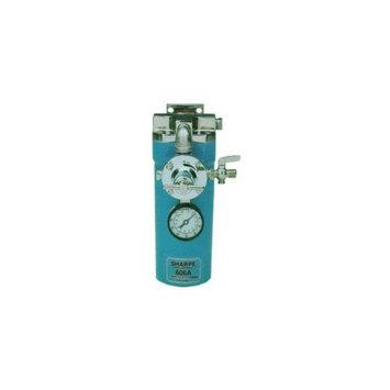 Sharpe Manufacturing 6720 120CFM / 50CFM 1/2-inch Inlet Air Filter / Regulator