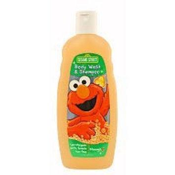 Sesame Street Body Wash and Shampoo Mango -- 16 fl oz