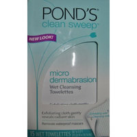 POND's Wet Cleansing Towelettes Sweep Microdermabrasion