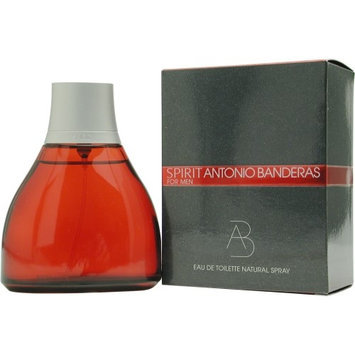 SPIRIT by Antonio Banderas EDT SPRAY 3.4 OZ for MEN