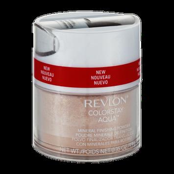 Revlon Colorstay Aqua Translucent Mineral Finishing Powder