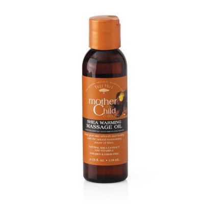 Tree Hut Mother with Child - Warming Massage Oil