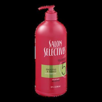 Salon Selectives Smooths & Shines Color Safe Shampoo