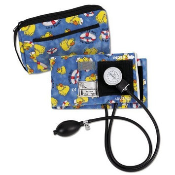 Prestige Medical Premium Aneroid Sphygmomanometer With Carry Case Color: Betty Boop Colored Hearts