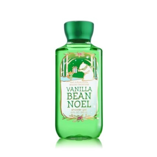 Bath & Body Works Vanilla Bean Noel Shower Gel 2014