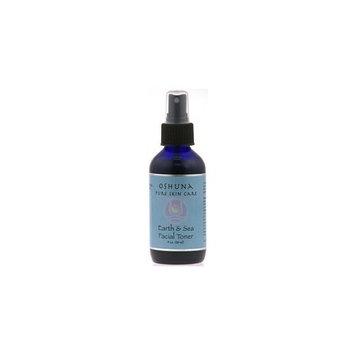 Wiseways Earth & Sea Facial Toner 4 Oz Oshuna Pure Skin Care