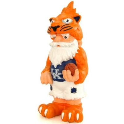 Team Bean Thematic Gnome Kentucky WIldcats