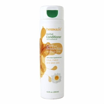 Herbacin Herbal Conditioner Care and Protection for All Types of Hair