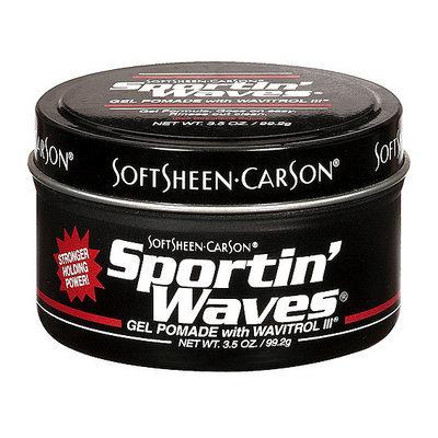 Softsheen-Carson Sportin' Waves Gel Pomade with Wavitrol III