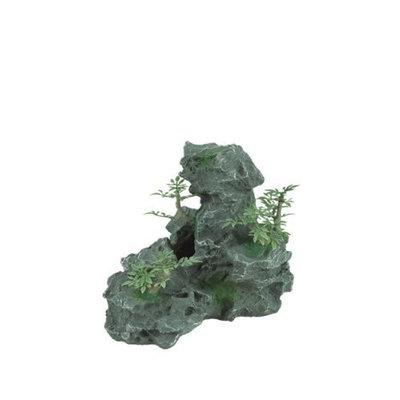Zilla Granite Cave with Foliage