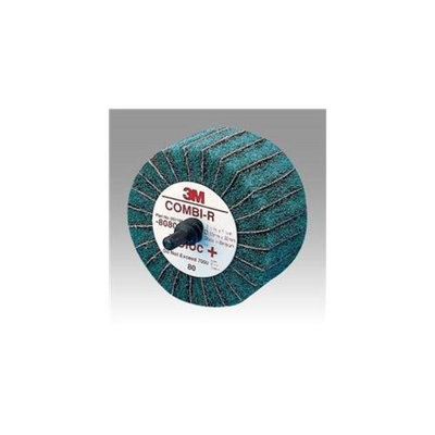 3M Abrasive 405-051144-80802 Flap Wheel Maroon, 2. 25 x 1. 25 inch 10 Each Per Carton