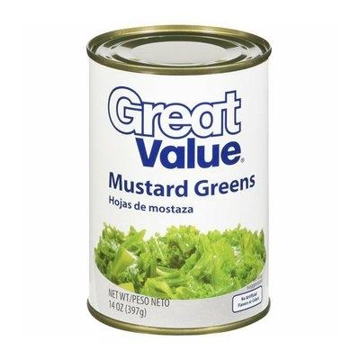 Great Value Mustard Greens