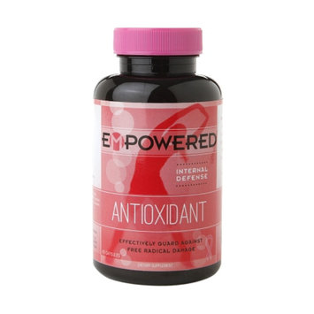 Empowered Antioxidant, Capsules