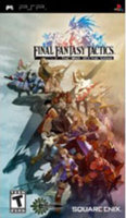 Square Enix Final Fantasy Tactics: The War of the Lions