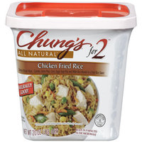 Chung's Chung's All Natural Chicken Fried Rice, 20 oz