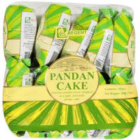 Jfc International Inc. Regent: Pandan Cake, 10 ct