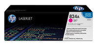 Hewlett Packard HP Original CB383A Magenta Toner Cartridge