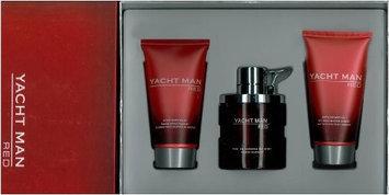 Myrurgia Yacht Man Black by Myrugia, 3 piece gift set for men