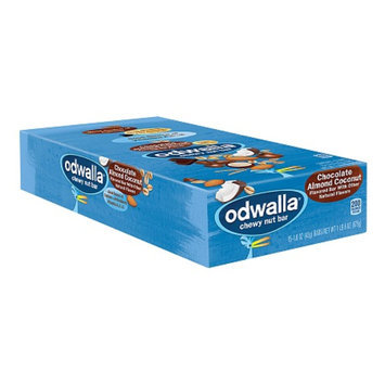 Odwalla Chewy Nut Bar Chocolate Almond Coconut