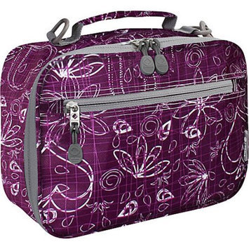 J World New York Cody Lunch Bag Love Purple - J World New York Travel Coolers