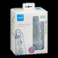 MAM Anit-Colic Bottles - 2 CT