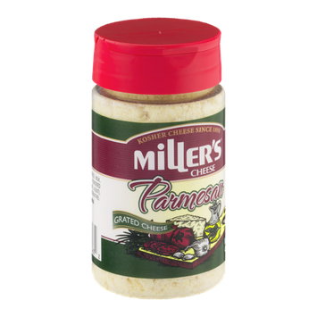 Miller's Cheese Grated Parmesan